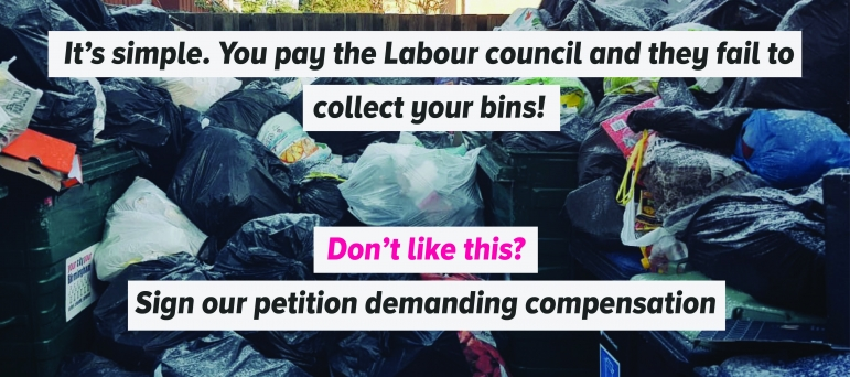Sign our petition ? https://www.birminghamconservatives.org.uk/bins